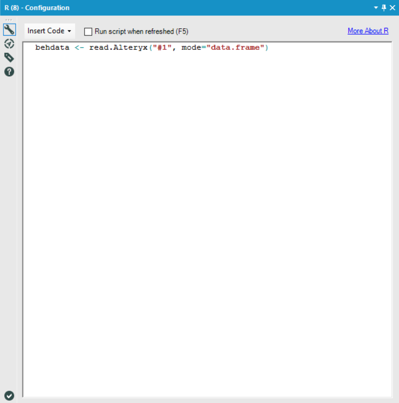 How to be an R soul: an introduction to the R tool in Alteryx - The